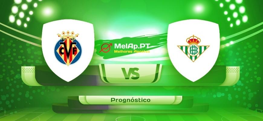 Villarreal vs Betis – 03-10-2021 16:30 UTC-0